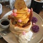 76265615 - 安納芋のパンケーキ