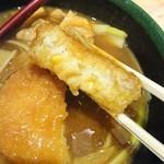 石臼挽き蕎麦とよじ - 滑らかなコロッケ
