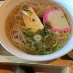 ゐざさ - にゅう麺