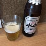 北京飯店 - 瓶ビール
