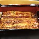 はいばら - 国産鰻を使用しています。