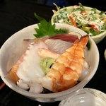 居酒屋 さんぼん木 - 海鮮丼