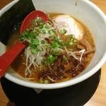 麺屋 燕 - 限定 京 カレーラーメン780円