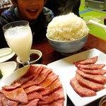 龍園 - 肉と飯!