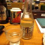 もりもり寿し - 福正宗 冷酒 一合 600円(税別) (2017.11)