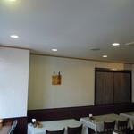 アマラーワティ - 店内の一部