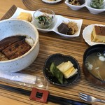 otonari - 料理写真:これが、小丼セット