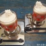 小屋 - カフェオレ&ココア