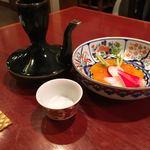 和馳走 蔵屋 - カラスミと初亀のゴールデンコンビ