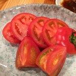 焼鳥 うの - フルーツトマト