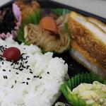 メルカートわかばマイスター - 料理写真:日替わり弁当 450円