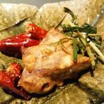 Sazenka - 大和豚の四川香り炒め