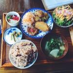 カフェ よたっこ - 料理写真: