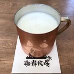 珈琲牧場 - 牧場飲むヨーグルト
