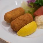 """レストラン香味屋 - """"蟹(かに)クリーム・コロッケ"""""""
