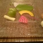 BISTRO FAVORI - 野菜の盛り合わせ