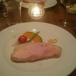 BISTRO FAVORI - みやじ豚と季節の野菜ロティ