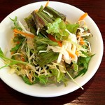 天然アジア料理エバーグリーン - サラダ