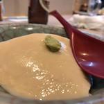 よこちょう - 胡麻豆腐