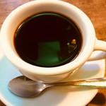 フード カルチャル ラボラトリー カゼ - 食後にコーヒー