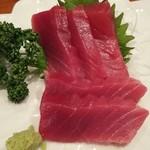 食彩酒菜 おか田 - 本マグロ
