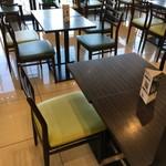カインズキッチン - (内観)テーブル席