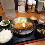 平田牧場 - 金華豚ロースかつ御膳 150g 2,484円