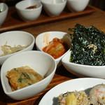 Korean Dining ハラペコ食堂 - ☆いろいろ満載(^◇^)☆