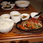 Korean Dining ハラペコ食堂 - ☆【ハラペコ食堂】さん…プルコギ定食(≧▽≦)/~♡☆