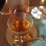 76287312 - ケーキセットの紅茶!コーヒーも選べます!