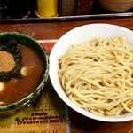 麺や 璃宮 - 燻玉つけめん:880円