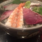 御堂筋よし田 - 海鮮丼