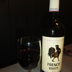 新橋 個室バル 鳥と魚と、時々ワイン -