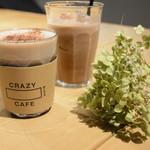 クレイジー カフェ ブランク - COCOA(HOT/ICE)