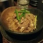 76291921 - 肉豆腐