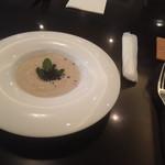 レストラン メリーミー - スープ