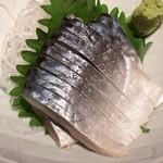 蕎麦 酒肴 京鴨 椿 - しめ鯖