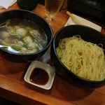 ラーメン哲史 - 鱧のつけ麺