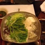 明日香 - ふぐコース 鍋