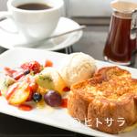 ラ・ブランシュ・ド・ラ・エ - ケーキ屋さんのフレンチトースト『delaHaie フレンチトースト(1枚)』
