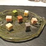 リストランテ カノフィーロ - 今日も美味しい手作りチョコレート