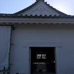白熊ラーメン - 亀山城多聞櫓