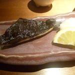 炉端 町家 - 銀鱈西京焼き 2017.11月