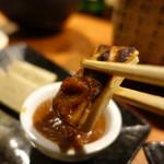 マスカクラブ - 蕎麦生麩に味噌