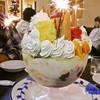 レストランBON - 料理写真:爆笑 びっくり花火パフェ