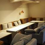 N's Lounge - 店内