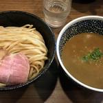 煮干しつけ麺 宮元 - 極濃煮干つけ麺