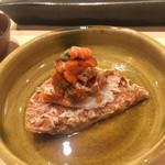 不動前 すし 岩澤 - 料理写真:香箱蟹