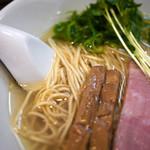 麺's Natural - 鶏SOBA・汐