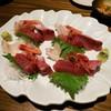 美味酒好ダイニング 彩竜 - 料理写真:お刺身(鮪、間八、牡丹海老、鮃)
